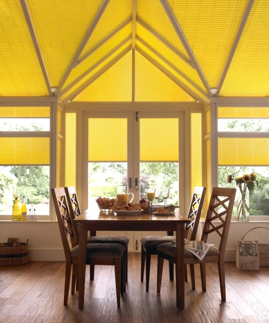 31 best blinds for your conservatory images on pinterest blinds colourful yellow pleated conservatory blinds please visit us at barnesblinds solutioingenieria Image collections