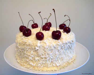 La mejor tarta de coco del mundo…