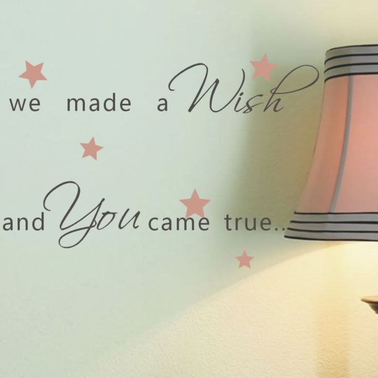 beautiful stencil designs | Baby Nursery Vinyl Wall Decor Beautiful Vinyl Wall Lettering designs ...