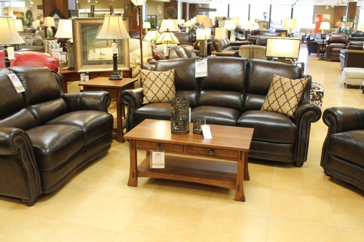 100% Genuine Leather Seating : Redeker's : Our Inventory