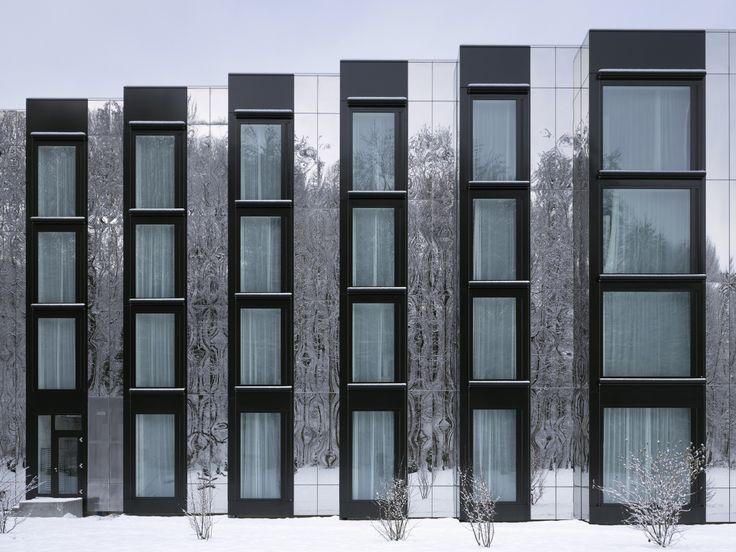 EM2N - Projects - Hotel City Garden, Zug, Switzerland