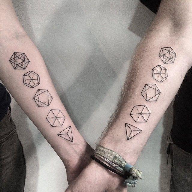 Geometric Tattoos By Jacob Rivera http://tattoos-ideas.net/geometric-tattoos-by-jacob-rivera/
