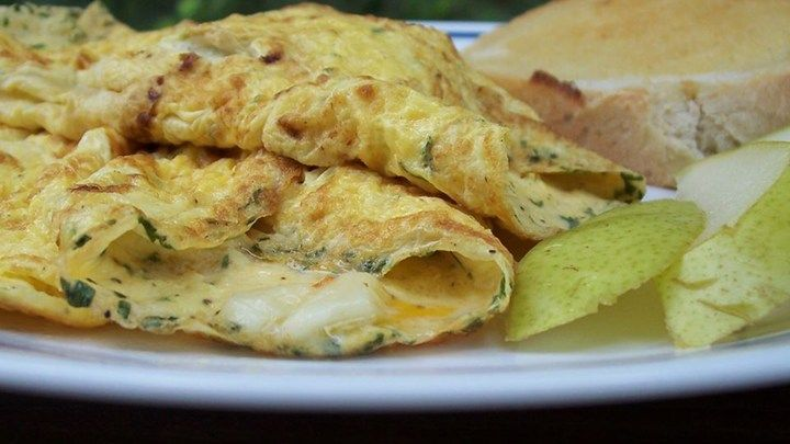 This omelet is juicy with this cheese - everyone that tried it, loved it, and they never expected it to turn out this good.