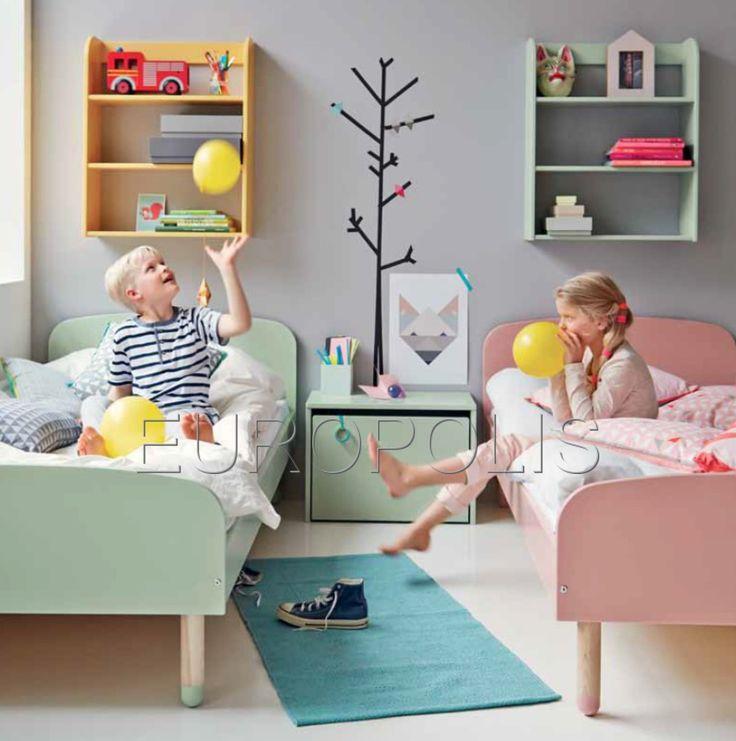 Colores Fresh, Muebles Que Crecen Con Tus Hijos, Soluciones De Almacenaje,  Detalles Divertidos Y Con Estilo... La Creatividad De Los Diseñadores Y Las  ...