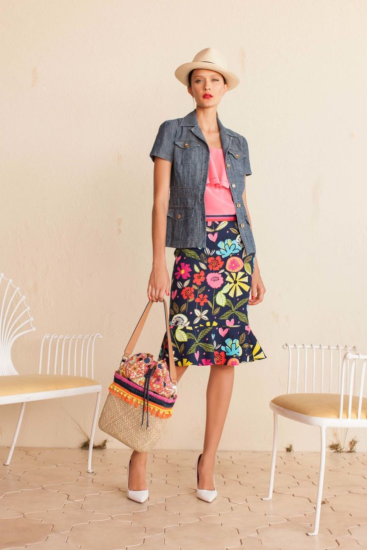 Trina Turk Spring 2017 Ready-to-Wear Fashion Show