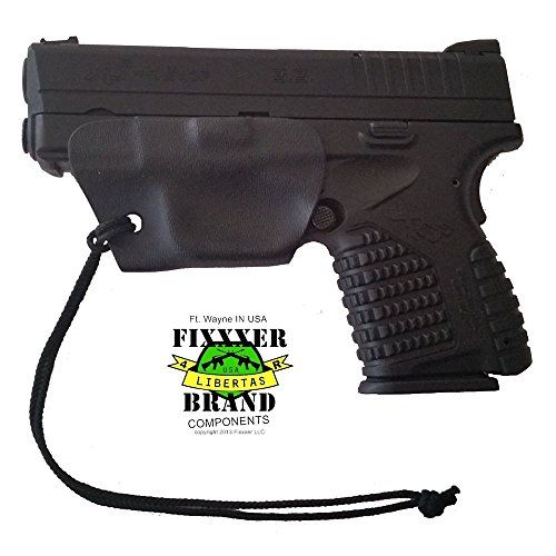 Custom Springfield XD-S FIX Holster (conceal Carry) .45AC...