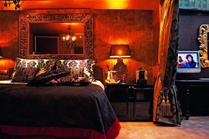 Luxury hotels: THE TOREN HOTEL's experience #hotelinteriordesigns