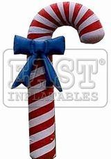 Inflatable Santa Cane For Sale,Santa Claus Decoration,Gemmy Christmas Inflatables