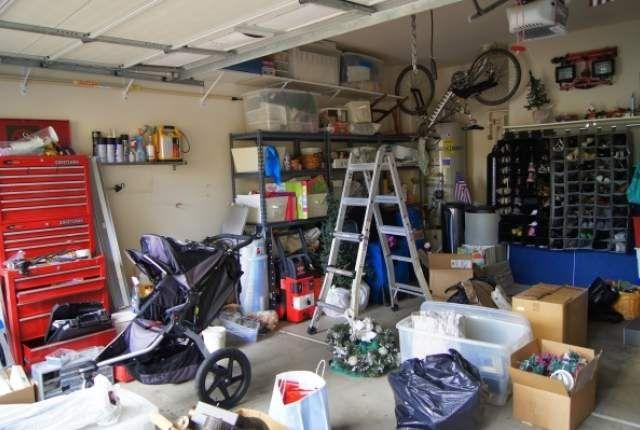Garage Storage Ideas Saving Your Stuffs Easily: Las Vegas Garage Organizing Tips