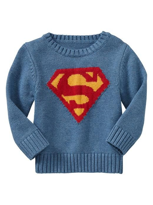 Superhero Sweater