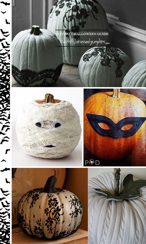Creative Pumpkin Ideas!