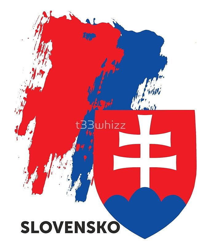 Slovakia #euro2016 #fans #specially #designed #products #supportyourteam #supportyourcolours #graphic #tees #Slovakia #amazing #design #football