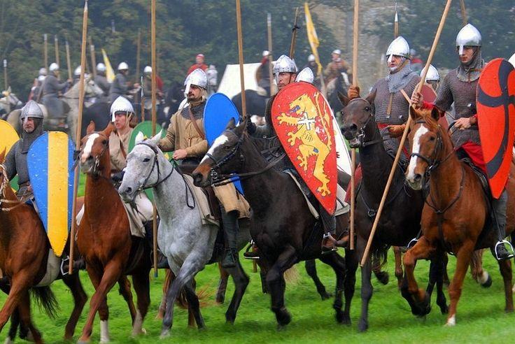 In het verhaal komen redelijk wat ridders voor. Sommigen van hen zullen een niet onbelangrijke rol op zich nemen... Aanvankelijk was het ook Will's droom om een ridder te worden.