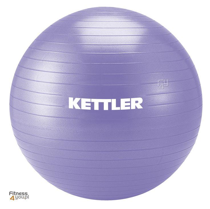 Piłka gimnastyczna Kettler  Rozmiary: 65 i 75 cm Kolory: Zielony i fioletowy https://www.fitness4you.pl/pilka-gimnastyczna-fioletowa-75-cm-kettler-07350-132,det,558.html