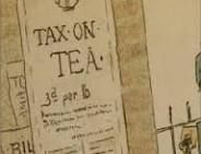 Don't forget about the tea act which pushed the colonist on protesting and other stuff.