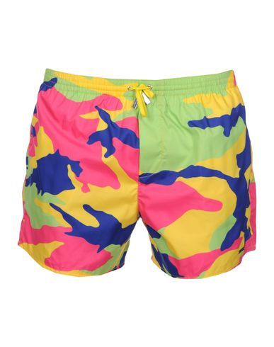 DSQUARED2 Swimming trunks. #dsquared2 #cloth #top #pant #coat #jacket #short #beachwear