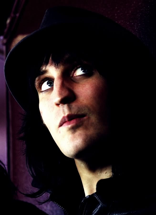Noel Fielding- the ever perfect being.