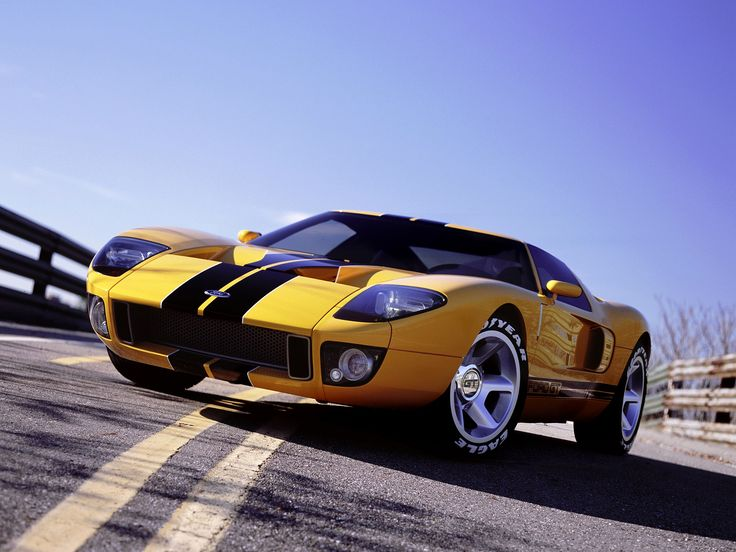 Ford GT40 Concept '01.2002