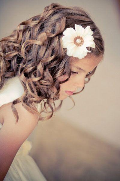 Flower Girls Dresses - Flower Girl Dress Ideas | Wedding Planning, Ideas & Etiquette | Bridal Guide Magazine