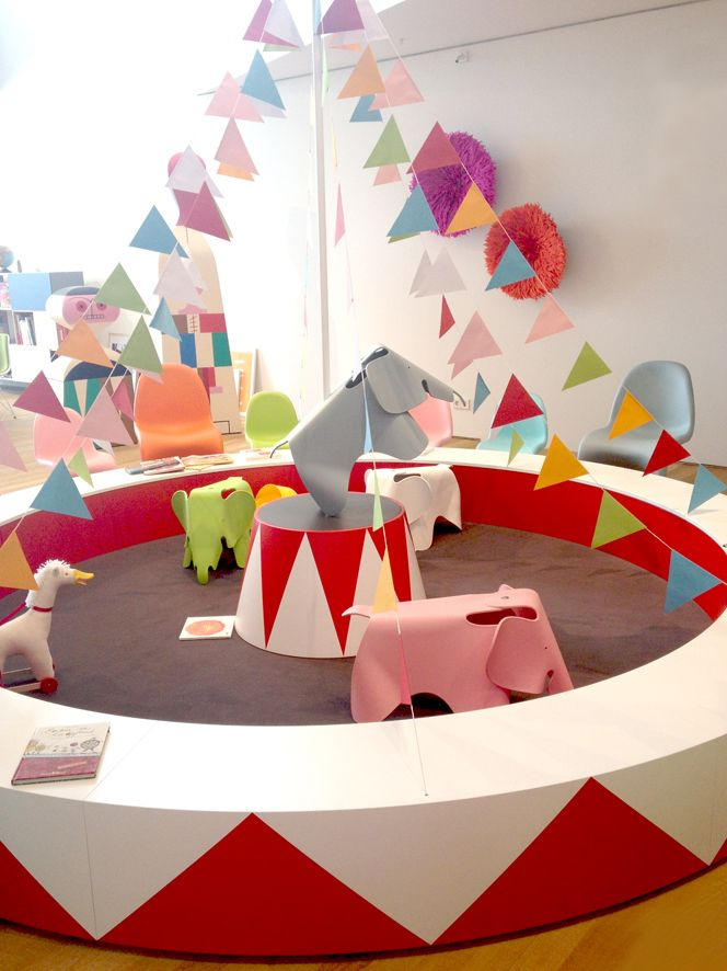 kids party @ Vitra haus