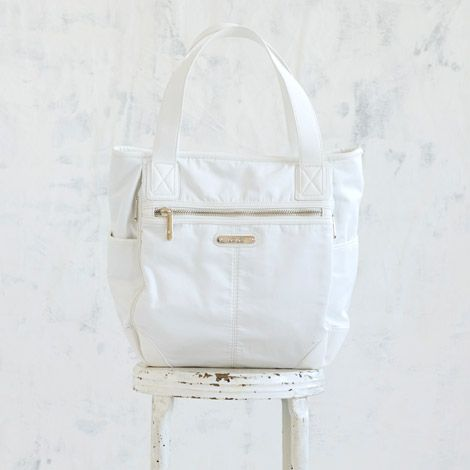 LILY TOTE BAG #whitecollection