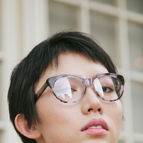 c877c68be3b THELMA Cat-Eye Glasses Frame- Vint   York