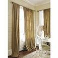 vuelven las cortinas de tela, decorado fresco, con algo de polvo pero con colores increibles ocres e intensos