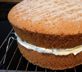 Teacher's recipes: Victoria sponge the thermomix way