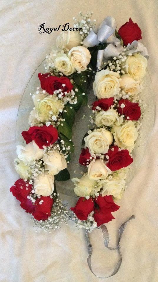 Fresh Flower Jewelry For Brides : Bride flower haar fresh jewelry