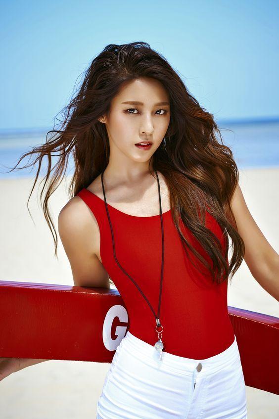 Seolhyun of #AOA