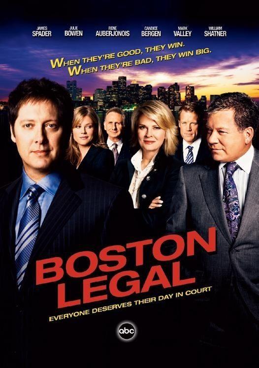 Boston Legal!!!