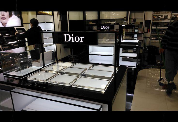 Dior - Chile - Santiago - Aeropuerto 2015
