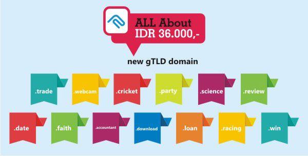 Tips Buat Toko Online Laris dengan Ekstensi Domain baru | Pustaka Bisnis Online