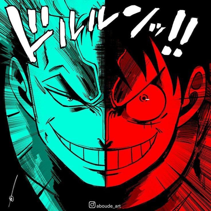 Pin de Alice em **One piece** em 2020 One piece anime