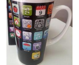 Phone App Novelty Mug $10.00