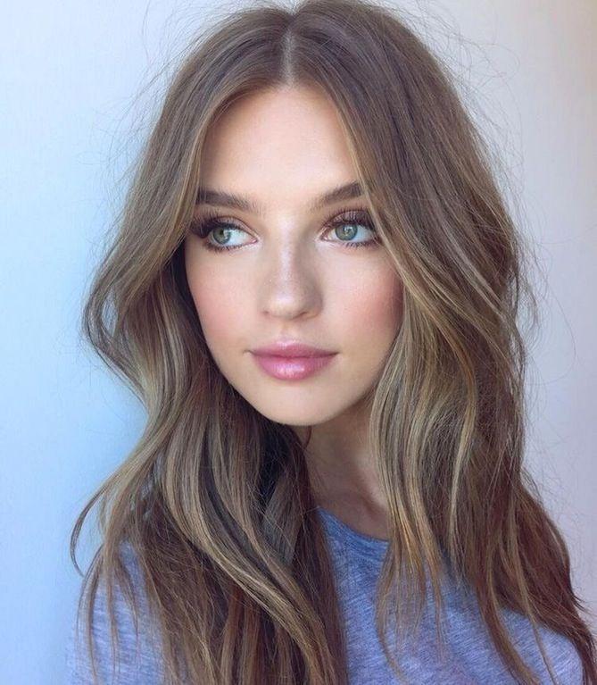 Pretty Brown Hair Colors   www.pixshark.com - Images ...
