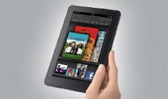 Win a Kindle Fire HD 7