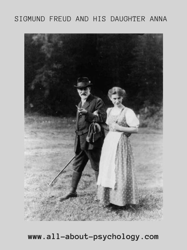 history of modern psychology anna freud essay Music and psychology this essay music and psychology and other were history, art, and many vienna to study freud's theories of psychology anna, sigmund freud.
