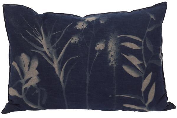 Botanical Blueprint Taupe Large