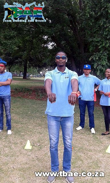 Tribal Survivor Team Building Gauteng