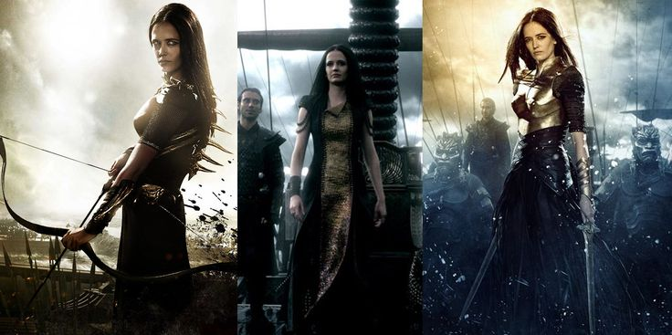#Artemisia - 300 - because there are nothing more powerful than a woman - http://en.wikipedia.org/wiki/Artemisia_I_of_Caria