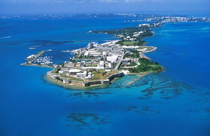 Kings Wharf Bermuda Ncl Breakaway Norwegian Breakaway