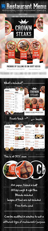 ... Meat Shop Images On Pinterest Restaurant Design  03560bfb3cecdc091b02b78dc2a614d8 Modern Restaurant Pizza Restaurant Meat  Shop Drinks Menu Template Free  Free Drink Menu Template