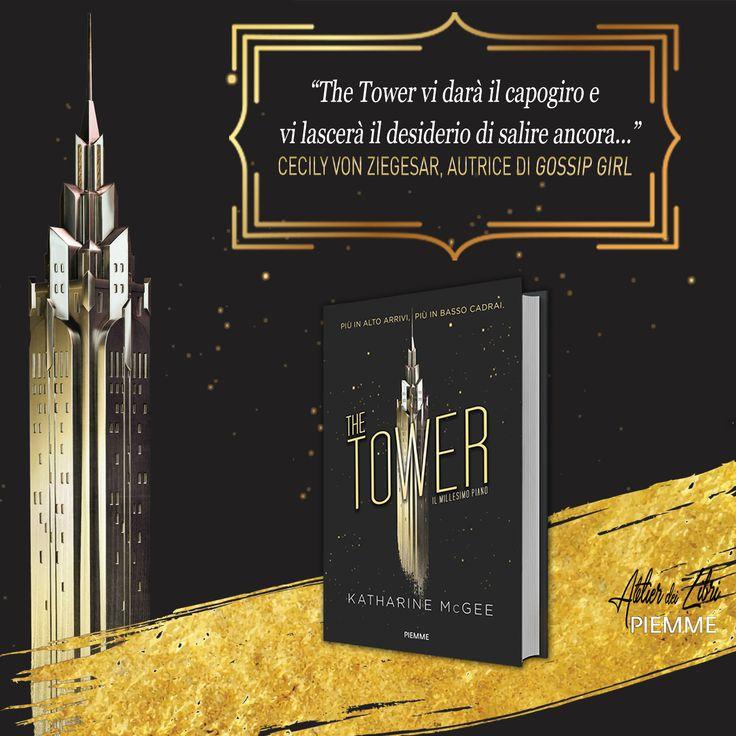 #TheTower #Piemme #Atelierdeilibri