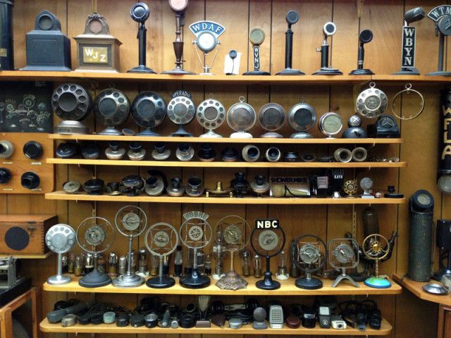 There is a microphone museum in Milwaukee. How did I not know this?