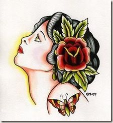 Old School Tattoo Tatouage | Tattooblr