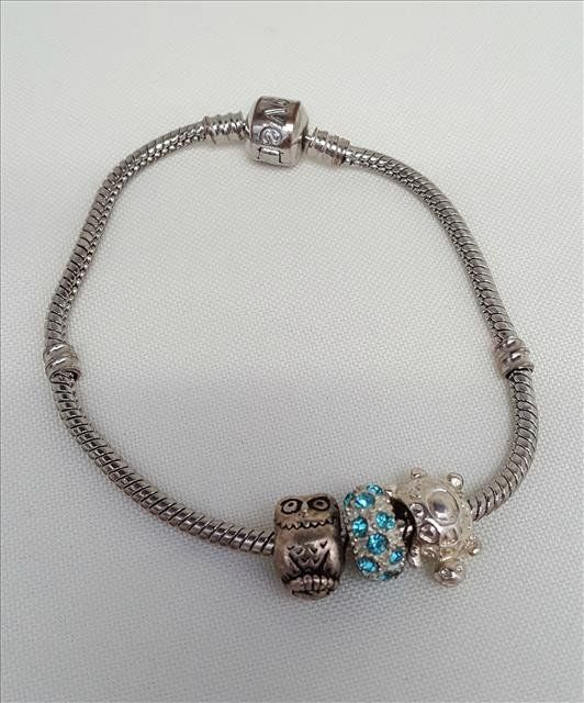 LOVE Bracelet with Charms