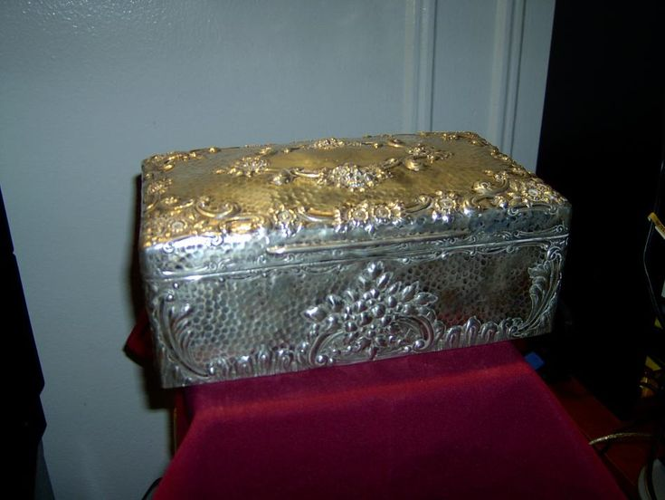 this was lord pirrie's cigar box which was found amoung the titanic artifacts