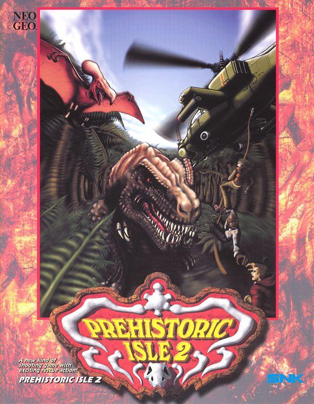 Play Prehistoric Isle 2 SNK NEO GEO online   Play retro games online ...