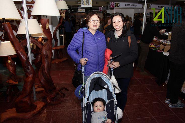 Ruth Antiao y Daniela Silva